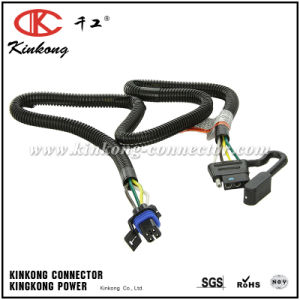 China Custom Manufacturing Electrical Automotive Wiring Harness