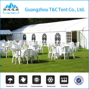 15X30m Outdoor Wedding Tent with Floor Adjustable Support System