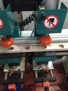 Widely Application Wooden Furniture Cabinent 4 Heads Hinge Boring Machine (F65-4J) pictures & photos