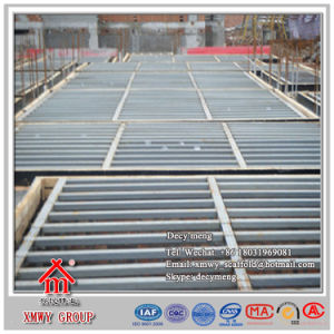High Ribbed Metal Formwork for Slab