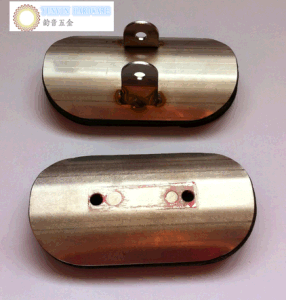 Stainless Steel Stamping Parts Machine Part Hardware Part