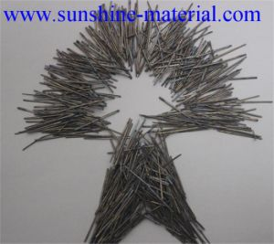 Needle Shape Melt Extracted Stainless Steel Fiber Me330 for Industry Kiln