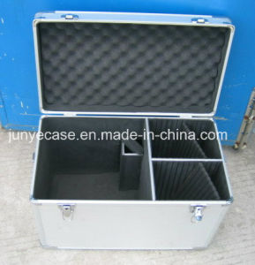 Aluminium Cases with Dividers and EVA Foam Lining pictures & photos