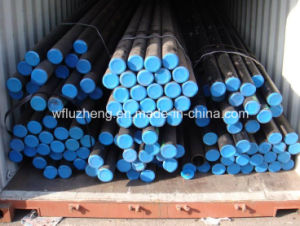 API 5L Seamless Steel Pipe, ASTM A106 A53 ERW LSAW Steel Pipe Gr. B X42 X46 X52 Sch40 80 20 pictures & photos