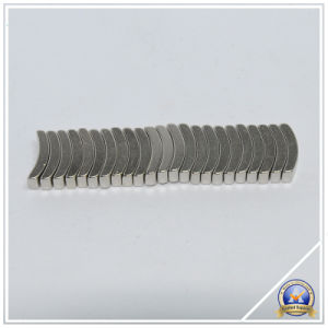 Superb Arc Neodymium Permanent Magnetic Material pictures & photos