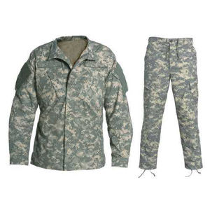 Acu Bdu Military Army Uniform (WS20283)
