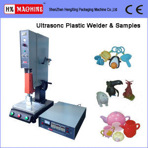 Ultrasonic Welding/Cutting Transducer for Ultrasound Machine