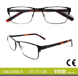 Glasses Eyeglass Frames with High Quality (68-A) pictures & photos