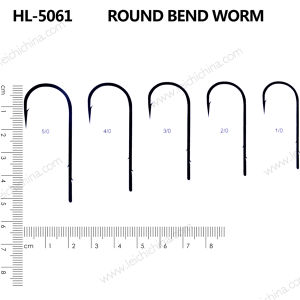 Top Quality Worm Hook for Fishing pictures & photos