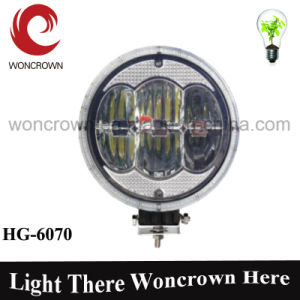 Round High Power China Manufacturered LED Work Light pictures & photos