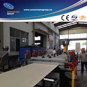 PVC Crust Foam Board Extrusion Machine