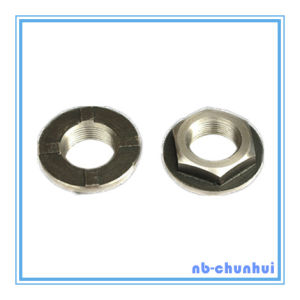 Hex Nut with Flange-DIN 6923