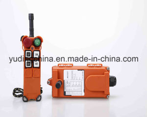 Universal Industrial Wireless Radio Remote Control for Crane F21-4D pictures & photos