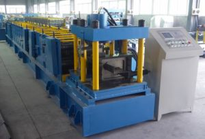 Metal Sheet C Purline Roll Forming Machine