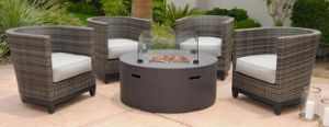 Firepit Table/Lp Gas Fire Table (Art6143)