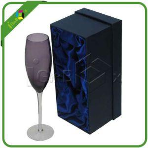 Rigid Wine Gl Display Box Storage For