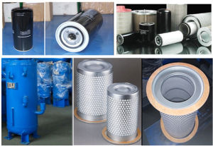 Screw Air Compressor Air/Oil/ Water Separator pictures & photos