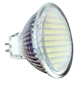 Dimmable 5W 220V GU10 400lm COB LED Spotlight pictures & photos