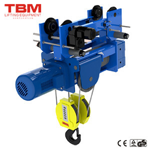 Standard-Headroom Travelling Hoist (4/1 Rope Reeving) , Electric Hoist, Lifteing Equipment, Wire Rope Hoist pictures & photos