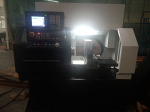 Small CNC Lathe with Tailstock, CNC Machine Ck30A pictures & photos