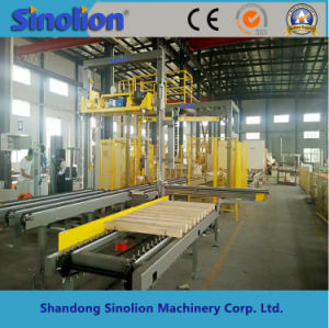 Automatic Pallet Strapping and Wood Strip pictures & photos