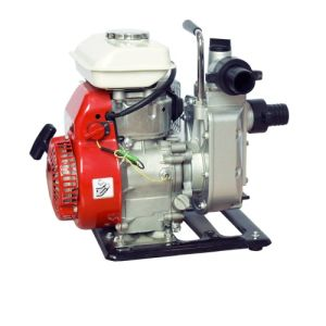 1.5 Inch Portable Gasoline Water Pump (WP15) pictures & photos