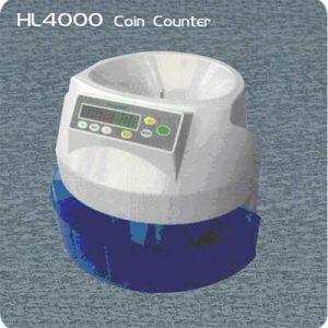China Coin Counter (HL4000) - China Coin Counter, Bill Counter