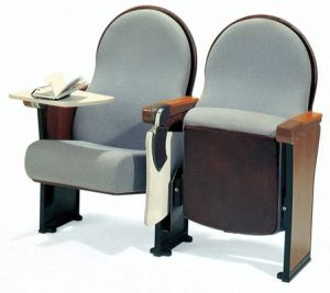 Concert Hall Chair Auditorium Church Chair,School,University,College,Hospital,Theater,Cinema,Conference Hall, Concert Hall,Music Hall,Church,Lecture (R-6120) pictures & photos