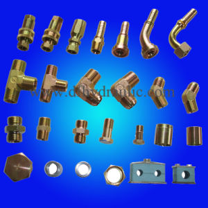 Carbon Steel Hydraulic Parts pictures & photos