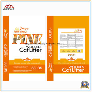 Laminated PP Woven Bag for Cat Litter pictures & photos