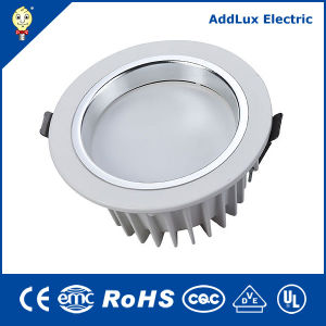 Round 15W COB / SMD IP33 Warm White LED Downlight pictures & photos