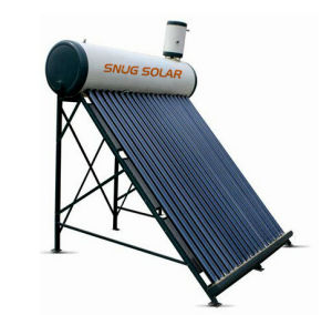 Direct Open Loop Non-Pressurized Solar Hot Water Heater pictures & photos