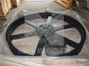 Ductile Cast Iron Wheel by Sand Casting pictures & photos