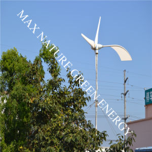 Small Wind Electrical Generator for Factories