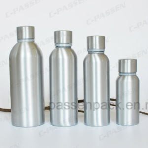 Aluminum Vodka Packaging Bottle with Tamper-Proof Cap (PPC-AB-48) pictures & photos