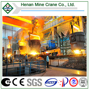 Single Girder Casting Crane Used Under High Temperature pictures & photos