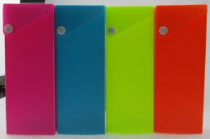 Customized PP Pencil Case (P002)
