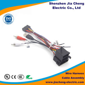 china medical customized wire harness for industrial complete rh jiacheng electric en made in china com wiring harness kit hs code