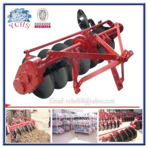 Driven Disc Plough for Sjm Tractor pictures & photos