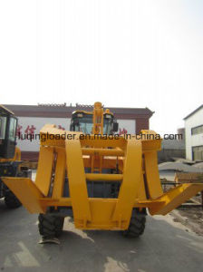 Log Clamp for Wheel Loader pictures & photos