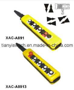 Remote Control Hoist Crane Switch (XAC-A891 OR XAC-8913) pictures & photos