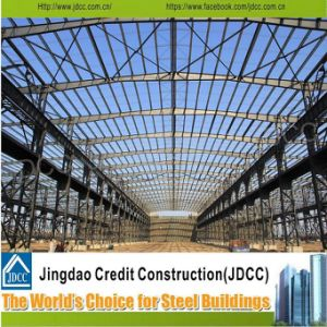 Low Cost Steel Structure Double Truss Building Warehouse Shelter pictures & photos