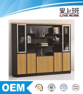 Modern Bookcase Storage Office File Cabinet