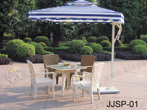 Outdoor Umbrella, Side Pole Umbrella, Jjsp-01