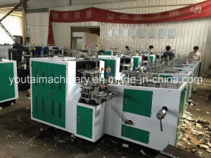 Slant Full Automatic Paper Cup Forming Machine (YT-LI) pictures & photos