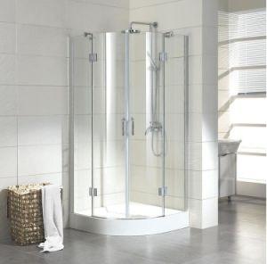 2017 Bathroom Free Standing Premium Glass Shower Enclosure Shower Cabin