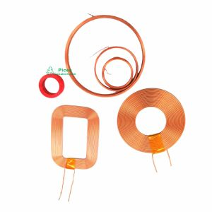 RFID Tag Coil Copper Induction Coil (ear tag coil)