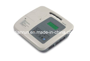 Three Channel Digital Electrocardiograph (ECG-1103B) pictures & photos