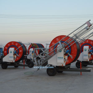 Farm Water Pump Hose Reel Irrigation Machine pictures & photos