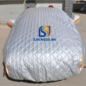 Hail Protection Car Cover >> China 3 Layer Hail Protection Anti Sonw Anti Ice Car Cover China